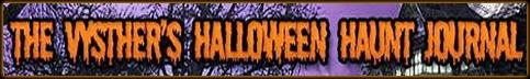halloween haunt journal
